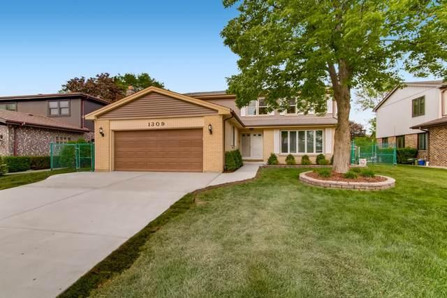 1309 N Lama Lane, Mount Prospect, IL 60056 (MLS #11129384) :: BN Homes Group