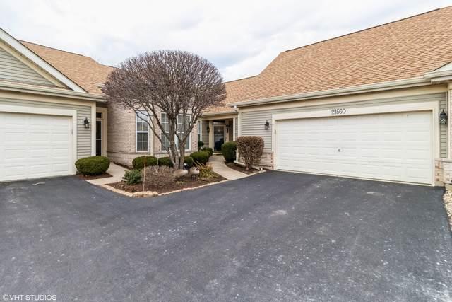21560 W Empress Lane #21560, Plainfield, IL 60544 (MLS #11129405) :: BN Homes Group
