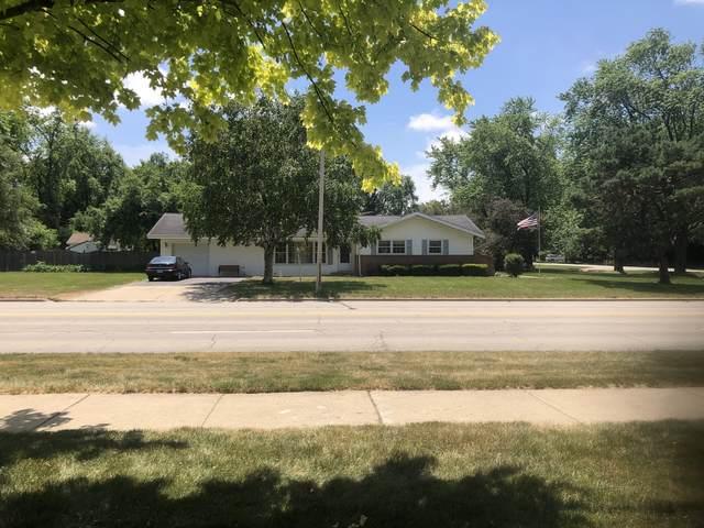3122 Ingalls Avenue, Joliet, IL 60435 (MLS #11129417) :: Ryan Dallas Real Estate