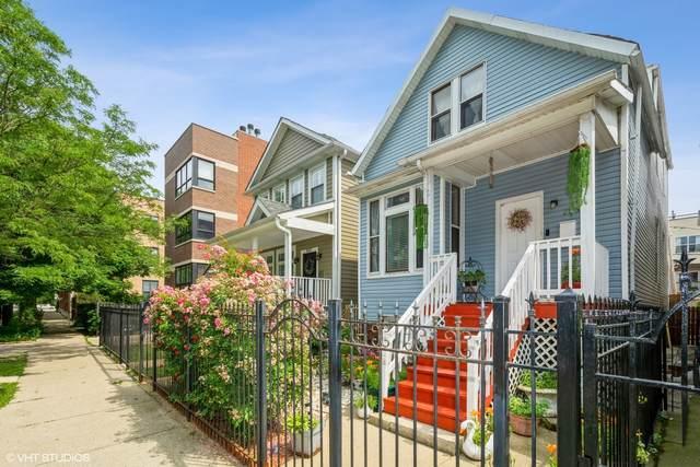 2539 W Moffat Street, Chicago, IL 60647 (MLS #11129421) :: Lewke Partners
