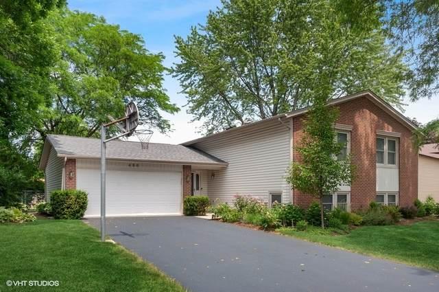 489 Ridgewood Lane, Buffalo Grove, IL 60089 (MLS #11129435) :: BN Homes Group