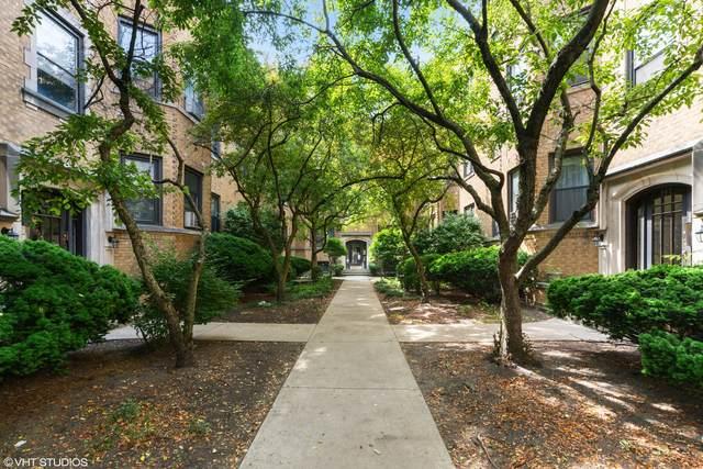 547 W Brompton Avenue 2S, Chicago, IL 60657 (MLS #11129442) :: Lewke Partners