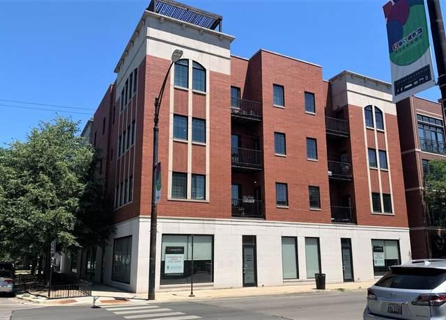 3203 N Oakley Avenue #204, Chicago, IL 60618 (MLS #11129445) :: Lewke Partners