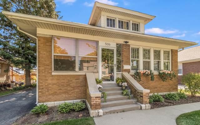 506 Cowles Avenue, Joliet, IL 60435 (MLS #11129504) :: Ryan Dallas Real Estate
