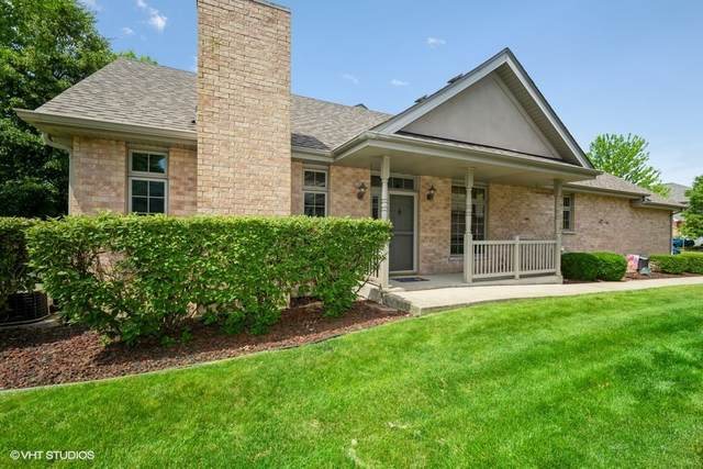 8111 Nielsen Drive, Tinley Park, IL 60477 (MLS #11129510) :: Schoon Family Group