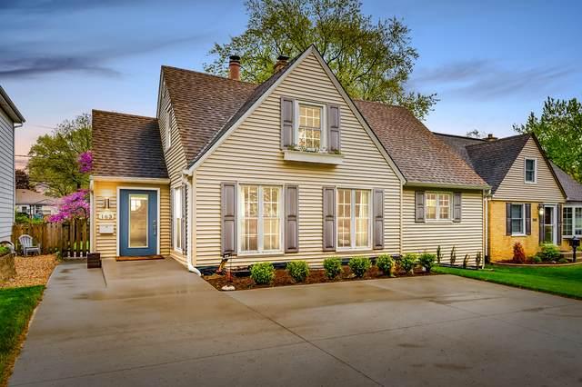 163 S Benton Street, Palatine, IL 60067 (MLS #11129518) :: Angela Walker Homes Real Estate Group