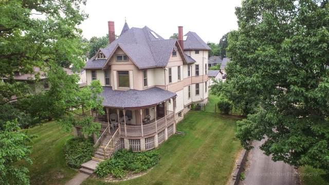 309 Woodworth Avenue, Joliet, IL 60435 (MLS #11129556) :: Ryan Dallas Real Estate
