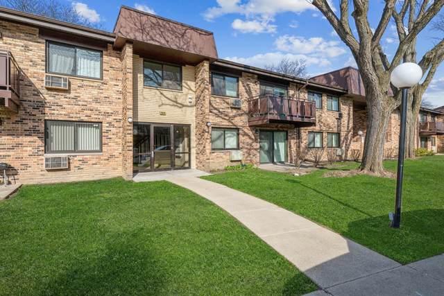 2614 N Windsor Drive #203, Arlington Heights, IL 60004 (MLS #11129576) :: Suburban Life Realty