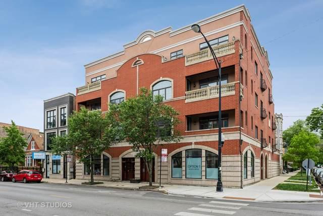 852 N Damen Street 3S, Chicago, IL 60622 (MLS #11129583) :: Carolyn and Hillary Homes