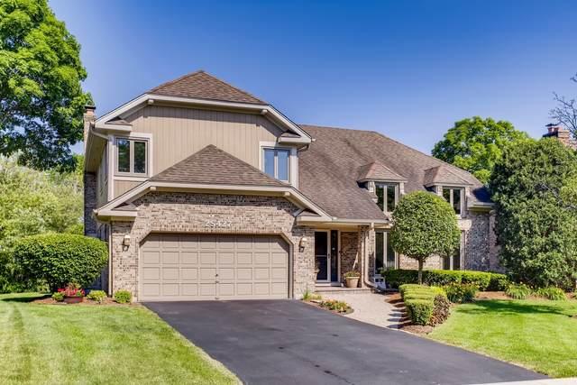2S427 Terrace Drive, Glen Ellyn, IL 60137 (MLS #11129607) :: The Wexler Group at Keller Williams Preferred Realty