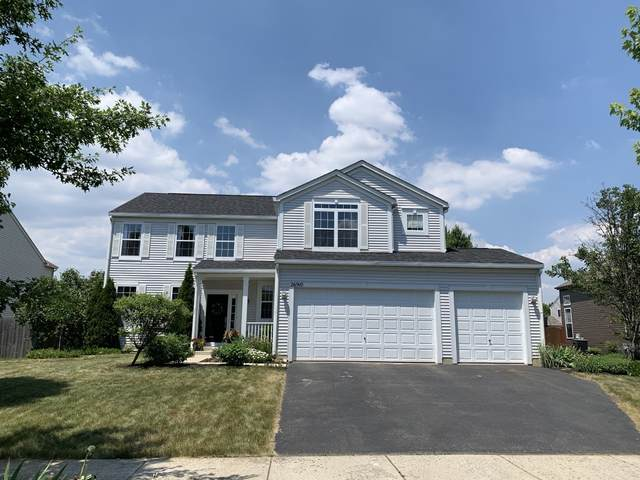 26910 W Locust Road, Channahon, IL 60410 (MLS #11129630) :: O'Neil Property Group