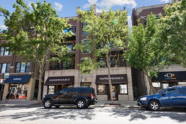 3543 N Southport Avenue 3S, Chicago, IL 60657 (MLS #11129649) :: Lewke Partners