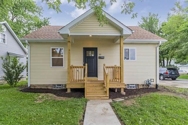 1611 E Washington Street, Joliet, IL 60433 (MLS #11129663) :: O'Neil Property Group