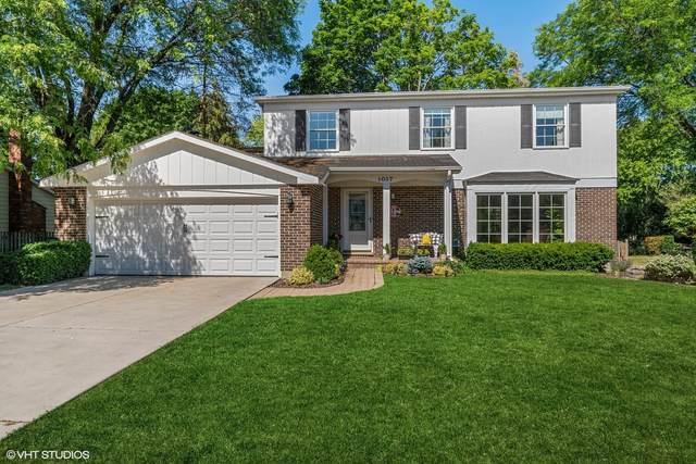 1017 Mayfair Drive, Libertyville, IL 60048 (MLS #11129698) :: Suburban Life Realty