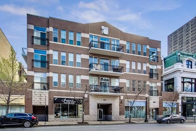 1919 S Michigan Avenue #405, Chicago, IL 60616 (MLS #11129704) :: Lewke Partners - Keller Williams Success Realty