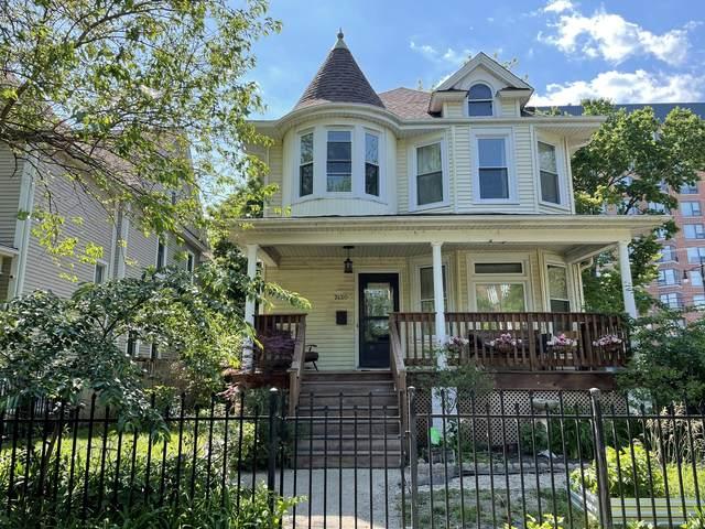 7430 N Paulina Street, Chicago, IL 60626 (MLS #11129724) :: Lewke Partners
