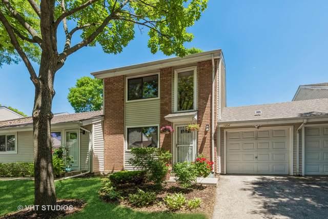 1304 E White Water Lane #1304, Palatine, IL 60074 (MLS #11129727) :: Angela Walker Homes Real Estate Group