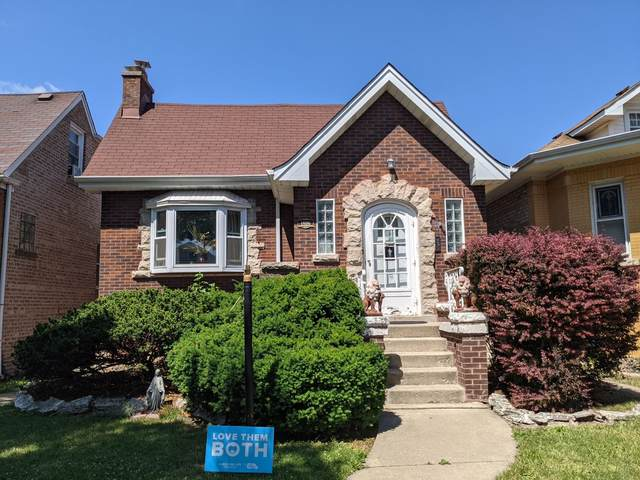 1806 N Newcastle Avenue, Chicago, IL 60707 (MLS #11129740) :: Helen Oliveri Real Estate