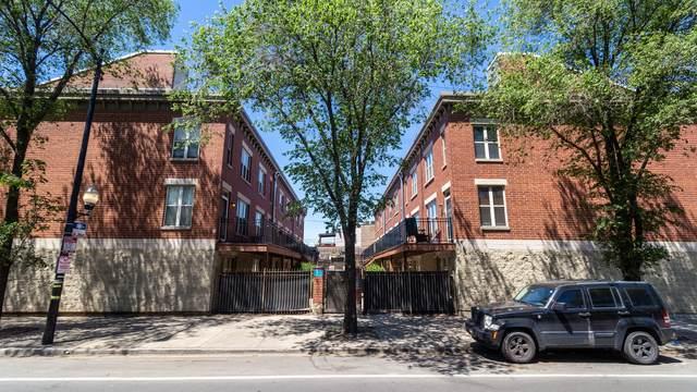 2405 W Flournoy Street C, Chicago, IL 60612 (MLS #11129758) :: Helen Oliveri Real Estate