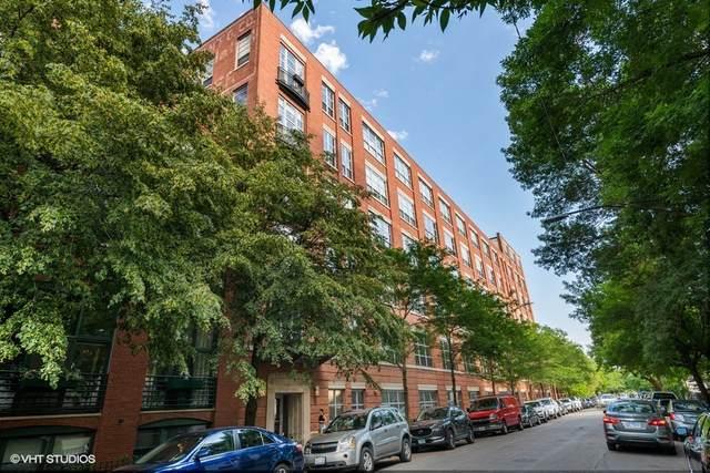1735 N Paulina Street #501, Chicago, IL 60622 (MLS #11129767) :: Helen Oliveri Real Estate
