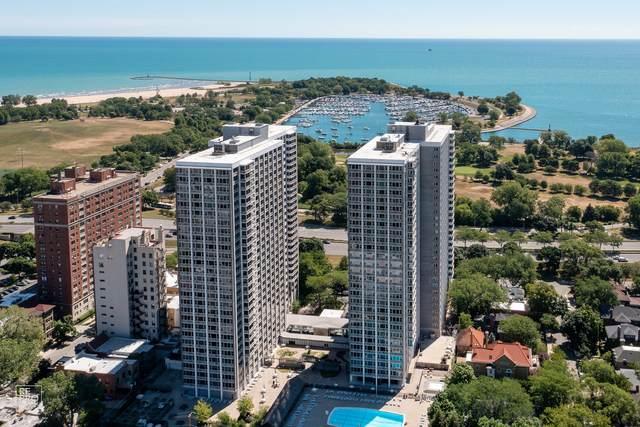 4250 N Marine Drive #2427, Chicago, IL 60613 (MLS #11129773) :: Helen Oliveri Real Estate