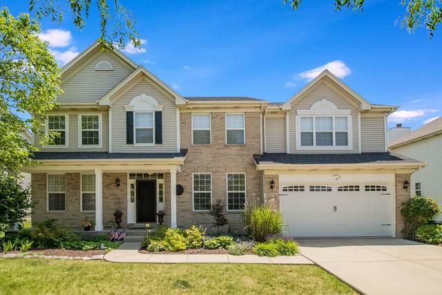 1009 Bayside Lane, Shorewood, IL 60404 (MLS #11129774) :: Jacqui Miller Homes