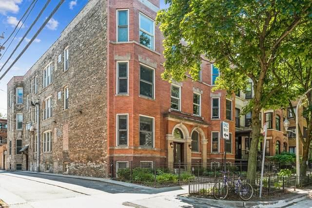 815 W Newport Avenue 3R, Chicago, IL 60657 (MLS #11129778) :: Lewke Partners