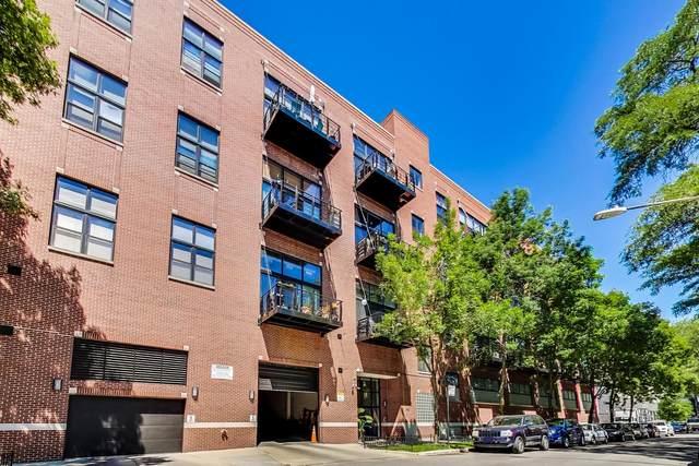 1934 N Washtenaw Avenue #210, Chicago, IL 60647 (MLS #11129789) :: Lewke Partners