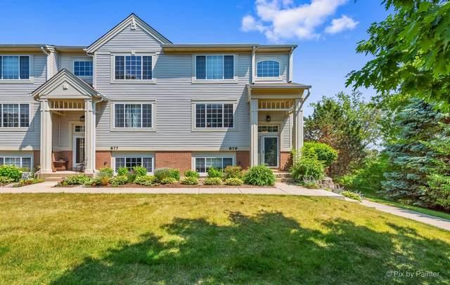 879 Pheasant Trail #879, St. Charles, IL 60174 (MLS #11129800) :: BN Homes Group