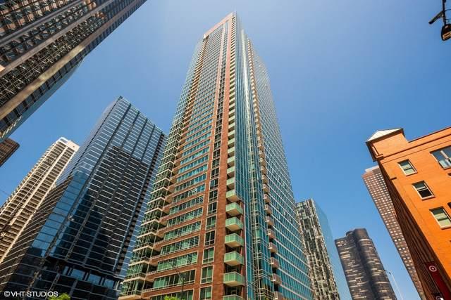 505 N Mcclurg Court #2502, Chicago, IL 60611 (MLS #11129851) :: Angela Walker Homes Real Estate Group