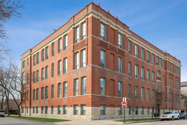 1445 W Belden Avenue 4N, Chicago, IL 60614 (MLS #11129909) :: Angela Walker Homes Real Estate Group