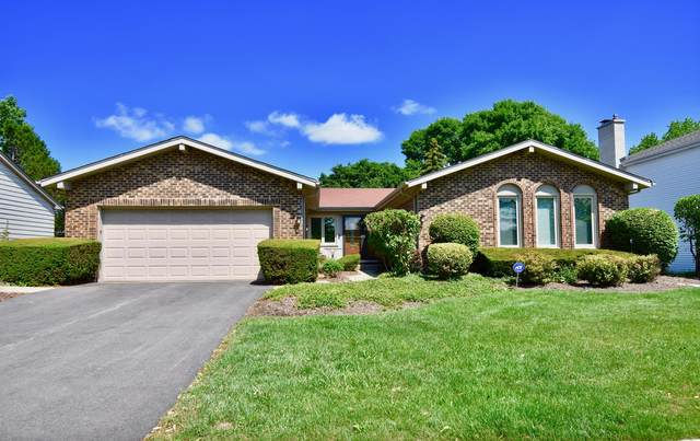 718 W Peregrine Drive, Palatine, IL 60067 (MLS #11129912) :: Angela Walker Homes Real Estate Group