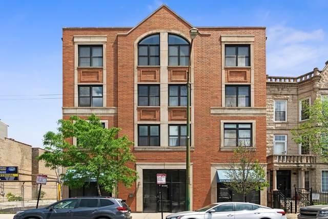 1349 N Western Avenue 2N, Chicago, IL 60622 (MLS #11129919) :: Carolyn and Hillary Homes