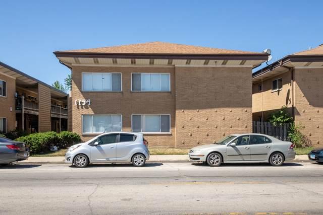 1754 E Oakton Street #106, Des Plaines, IL 60018 (MLS #11129920) :: Helen Oliveri Real Estate