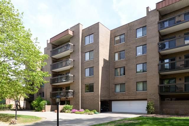222 Main Street #401, Evanston, IL 60202 (MLS #11129953) :: BN Homes Group