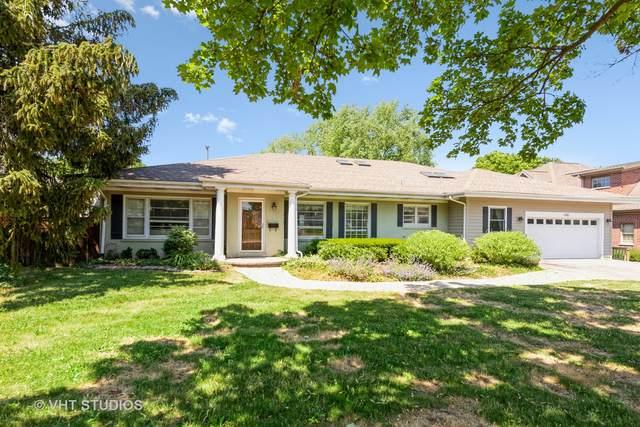 508 E Hillside Avenue, Barrington, IL 60010 (MLS #11129971) :: John Lyons Real Estate