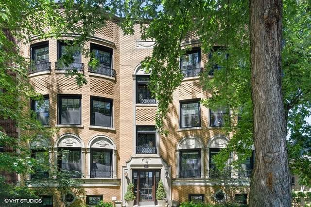 1854 W Chase Avenue 2E, Chicago, IL 60626 (MLS #11130069) :: Angela Walker Homes Real Estate Group