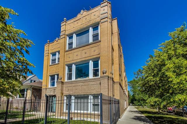 3801 N Kimball Avenue #2, Chicago, IL 60618 (MLS #11130133) :: Angela Walker Homes Real Estate Group