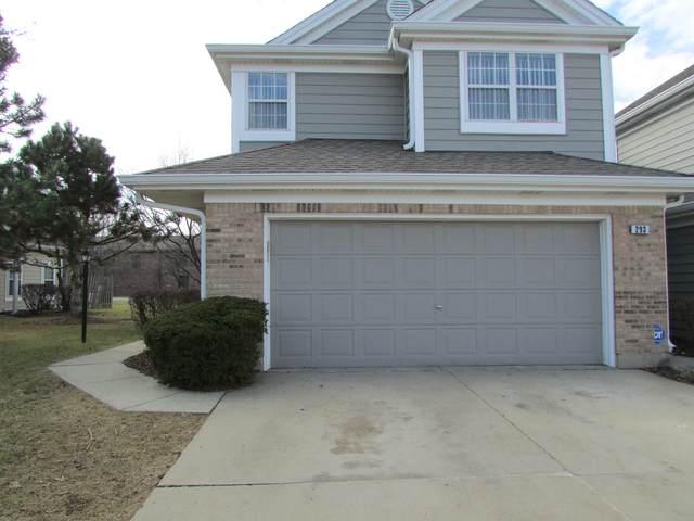 293 Woodstone Drive, Buffalo Grove, IL 60089 (MLS #11130164) :: BN Homes Group