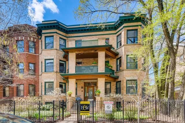 4750 N Magnolia Avenue 2N, Chicago, IL 60640 (MLS #11130165) :: Angela Walker Homes Real Estate Group
