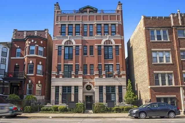 836 W Fullerton Avenue 3E, Chicago, IL 60614 (MLS #11130287) :: Angela Walker Homes Real Estate Group