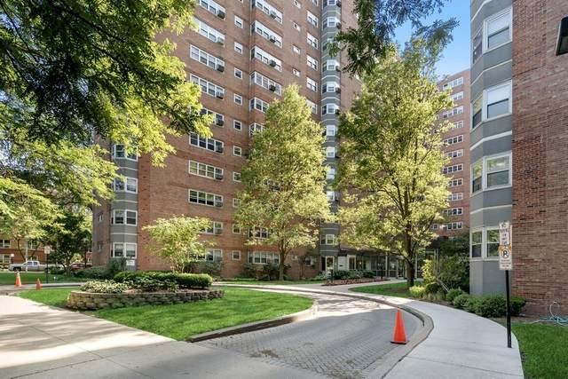 4960 N Marine Drive #214, Chicago, IL 60640 (MLS #11130294) :: Angela Walker Homes Real Estate Group