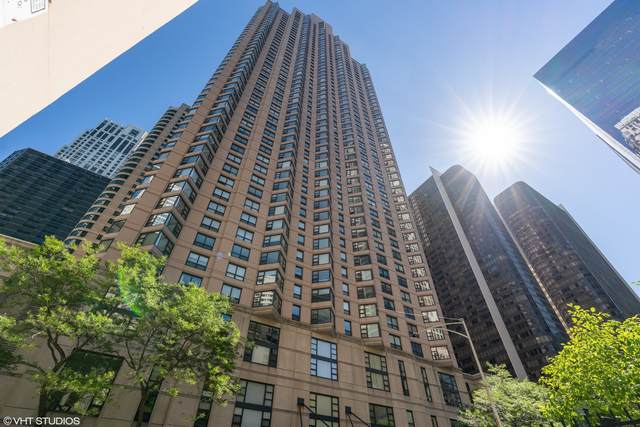 401 E Ontario Street #2106, Chicago, IL 60611 (MLS #11130306) :: Angela Walker Homes Real Estate Group