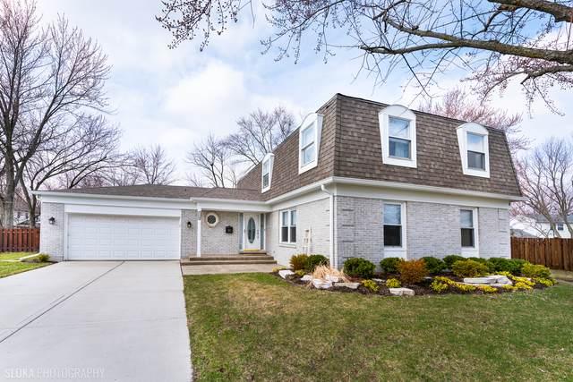 1110 W Skylark Court, Palatine, IL 60067 (MLS #11130342) :: Jacqui Miller Homes