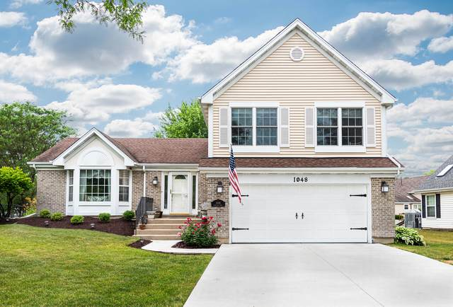 1048 Woodlake Drive, Carol Stream, IL 60188 (MLS #11130402) :: O'Neil Property Group