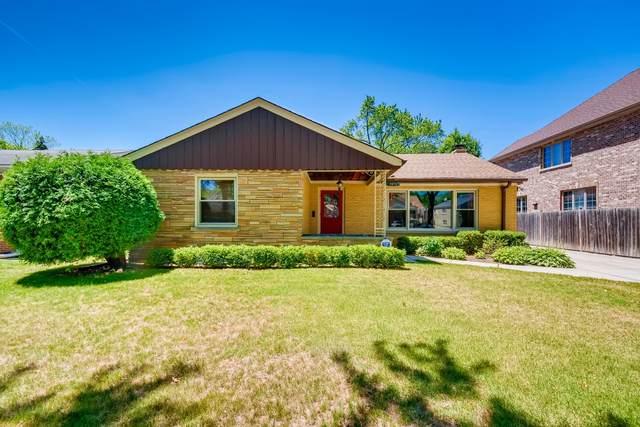 7814 Lotus Avenue, Morton Grove, IL 60053 (MLS #11130405) :: Carolyn and Hillary Homes