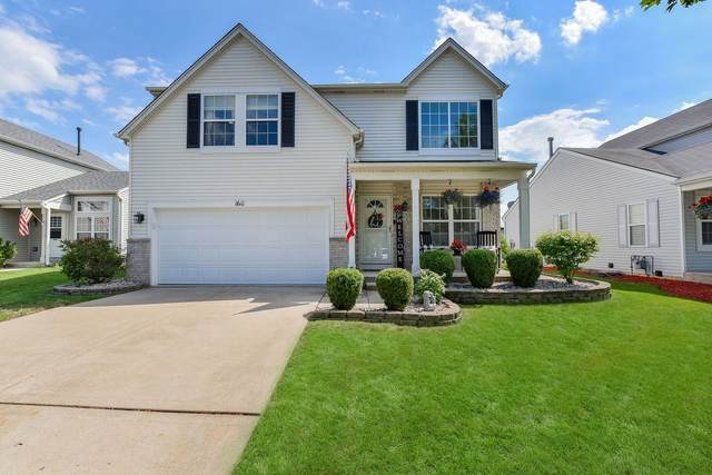1611 Daylily Drive, Romeoville, IL 60446 (MLS #11130483) :: BN Homes Group