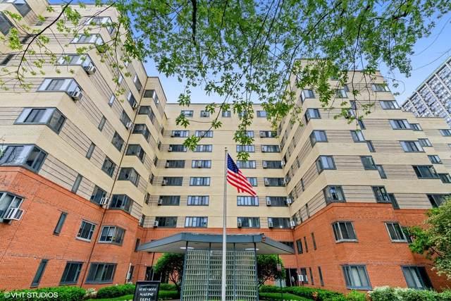 5060 N Marine Drive B4, Chicago, IL 60640 (MLS #11130499) :: Angela Walker Homes Real Estate Group