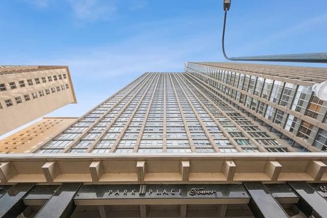 655 W Irving Park Road #4005, Chicago, IL 60613 (MLS #11130554) :: Angela Walker Homes Real Estate Group