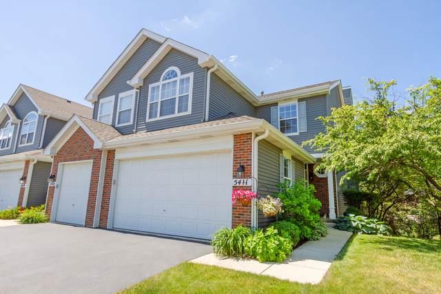 5411 Elizabeth Place, Rolling Meadows, IL 60008 (MLS #11130562) :: Angela Walker Homes Real Estate Group